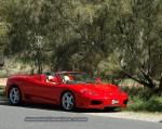 Ferrari _360 Australia Exotics in the Outback 2005: 012 ash d70 103