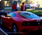 Ferrari 360cs Australia Exotics in the Outback 2005: 086 ash kdk 51