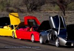 Exotics in the Outback 2005: 136 ash kdk 86