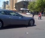 Maserati   Spotted: 20091021-maserati-granturismo