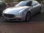 Maserati   Spotted: Maserati Quattroporte