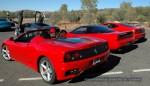 Ferrari 360cs Australia Exotics in the Outback 2005: 250 ash d70 141