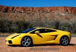 Back   Exotics in the Outback 2005: Lamborghini Gallardo