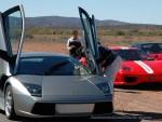 Ferrari 360cs Australia Exotics in the Outback 2005: 379 ash d70 194