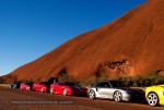 Ferrari 360cs Australia Exotics in the Outback 2005: 453 ash kdk 176