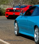 Ferrari 360cs Australia Exotics in the Outback 2005: 573 ash d70 35