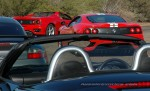 Ferrari 360cs Australia Exotics in the Outback 2005: 587 ash d70 48