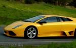 Lamborghini   Lamborghini Murcielago LP640 Action Shots: DSC 0079