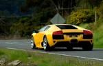 Lamborghini Murcielago LP640 Action Shots: DSC 0114