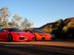 Ferrari   Exotics in the Outback 2006 - Day 2: IMG 0237