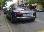 From   Spotted: Audi R8