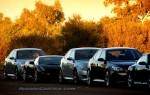 V10   Exotics in the Outback 2006 - Day 2: V10 battle - Lamborghini vs BMW