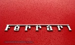 Photos wallpaper Australia Ferrari National Rally 2007 - Lake Crackenback Resort: Ferrari Badge Script