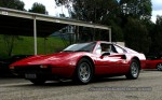 GT   Ferrari National Rally 2007 - Lake Crackenback Resort: Ferrari 308 GTB