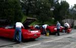 Ferrari   Ferrari National Rally 2007 - Lake Crackenback Resort: IMG 0568