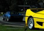 Ferrari f50 Australia Ferrari National Rally 2007 - Unloading F50 at Concours: IMG 0637