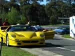 Ferrari f50 Australia Ferrari National Rally 2007 - Unloading F50 at Concours: IMG 0690