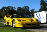 ashsimmonds Photos Ferrari National Rally 2007 - Unloading F50 at Concours: IMG 0691