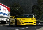 Ferrari f50 Australia Ferrari National Rally 2007 - Lake Crackenback Resort: IMG 0701