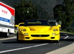 Ferrari National Rally 2007 - Unloading F50 at Concours: IMG 0702