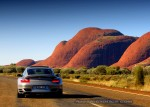 Porsche   Exotics in the Outback 2006 - Day 4: 997 Porsche 911 Turbo at the Olgas