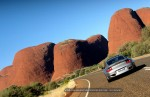Exotics in the Outback 2006 - Day 4: Porsche 911 Turbo at The Olgas