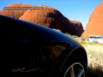 Ferrari _612 Australia Exotics in the Outback 2006 - Day 4: IMG 0739