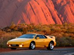 Lotus esprit Australia Exotics in the Outback 2006 - Day 4: Lotus Esprit S4s at Uluru