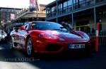 Rally   Classic Adelaide 2008: Ferrari 360 Challenge