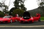 F430   Ferrari National Rally 2007 - Lake Crackenback Resort: IMG 0861