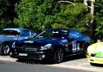 MERCEDES   Classic Adelaide 2008: Vern Schuppan - Mercedes Benz AMG SL