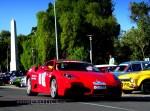 Rally   Classic Adelaide 2008: Ferrari F430