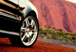 ashsimmonds Photos Exotics in the Outback 2006 - Day 4: Mercedes Benz E55 AMG Wheel