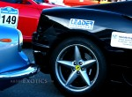 Classic   Classic Adelaide 2008: Ferrari 360 Modena crash damage