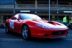 Photos classicadelaide Australia Classic Adelaide 2008: Ferrari 550 Maranello