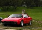 Ferrari gt4 Australia Ferrari National Rally 2007 - Concours d'Elegance: IMG 0882