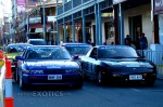 Classic   Classic Adelaide 2008: Rice yard - Nissan Silvia and stuff