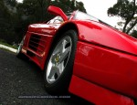 On   Ferrari National Rally 2007 - Concours d'Elegance: IMG 0885