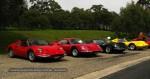 Photos wallpaper Australia Ferrari National Rally 2007 - Concours d'Elegance: Ferrari Dino 246s
