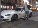 Maserati   Spotted: Maserati Gran Turismo