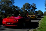 Ferrari _550 Australia Ferrari National Rally 2007 - Lake Crackenback Resort: IMG 1163