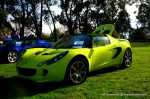 Lotus   Lotus Club 2009 - Beechworth Concours: Lotus Elise Krypton Green
