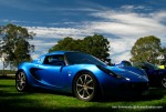 Elise   Lotus Club 2009 - Beechworth Concours: Lazer Blue