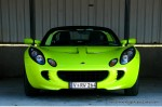 Win   Lotus Club 2009 - Winton Trackday: Elise Krypton Green