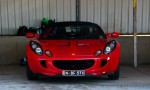 Elise   Lotus Club 2009 - Winton Trackday: Elise Red