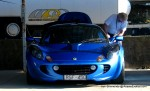 Elise   Lotus Club 2009 - Winton Trackday: Elise Blue