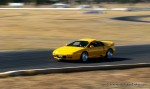 Racing   Lotus Club 2009 - Winton Trackday: Esprit S4s Norfolk Mustard