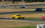 Track   Lotus Club 2009 - Winton Trackday: Exige Yellow