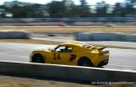Lotus   Lotus Club 2009 - Winton Trackday: Exige Yellow