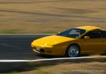 Win   Lotus Club 2009 - Winton Trackday: Esprit S4s Norfolk Mustard